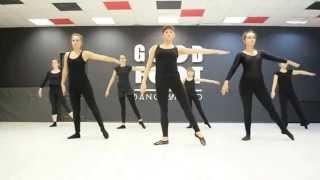 Modern dance Battement tendu|Battement tendu jete Choreography by Petrova Anastasia