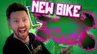 homepage tile video photo for New Project bike