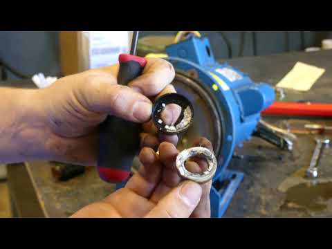 Mechanical Seal Repair On A Goulds MCC Series Pump