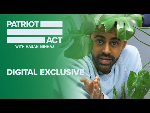 Hasan Responds: How Does He Have So Much Energy?   Patriot Act With Hasan Minhaj   Netflix