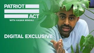Hasan Responds: How Does He Have So Much Energy? | Patriot Act with Hasan Minhaj | Netflix
