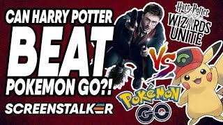 Can Harry Potter Beat Pokemon Go?! | Wizards Unite Release Date REVEALED! | ScreenStalker Gaming