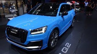 2019 Audi SQ2 - Exterior and Interior - Paris Auto Show 2018