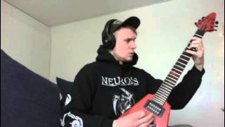 Lamb Of God - Descending guitar cover.