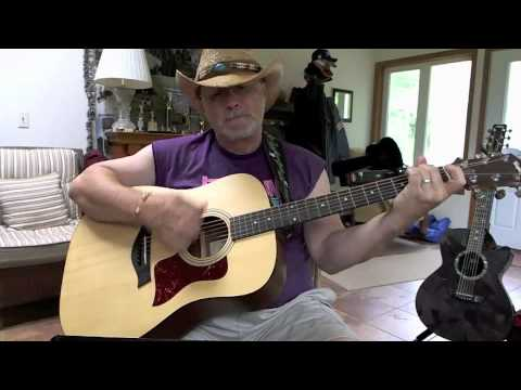 844 - Shameless - Garth Brooks - acoustic cover by George Possley