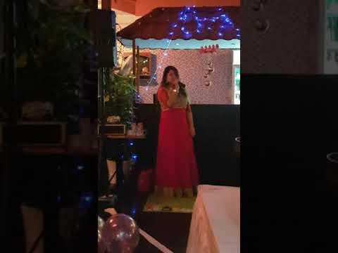 Yeh mera dil/karaoke night/ Grand Hotel @Dubai / live performance/