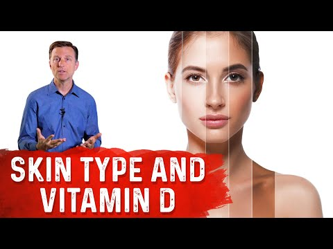 Vitamin D and Your Skin Color
