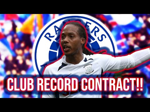 Johnson offered club-record contract as Rangers bid tabled