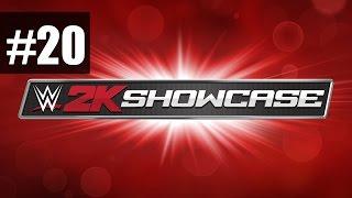 WWE 2K15 - Прохождение Showcase - часть 20 - Path Of Warior - Заводной апельсин