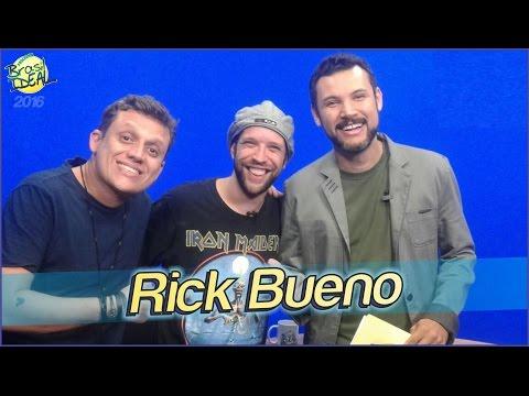 Rick Bueno, o ex-Trem da Alegria