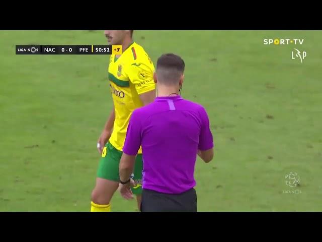 Resumo: C.D. Nacional (1-1) F.C. Paços Ferreira (J5 - Liga NOS 2020/2021)