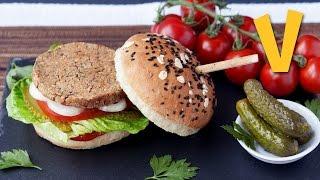Burger Patties | The Vegan Corner