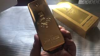 Paco Rabanne 1 Million Unboxing 100ml