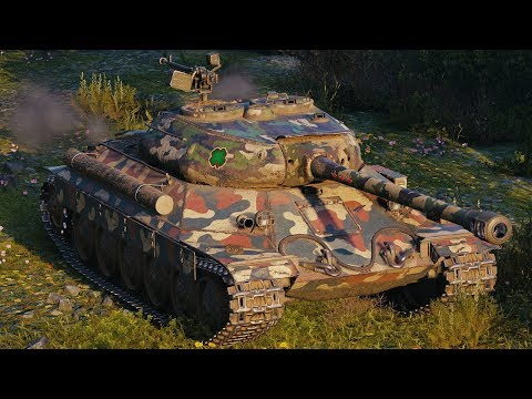 World of Tanks IS-6 - 11 Kills 7,3K Damage thumbnail