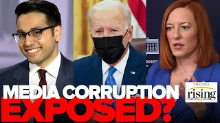 Download Saagar Enjeti: Media Corruption Exposed In Biden's White House Press Briefings