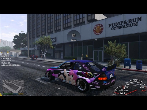Gta 5 mod crazy 4 android