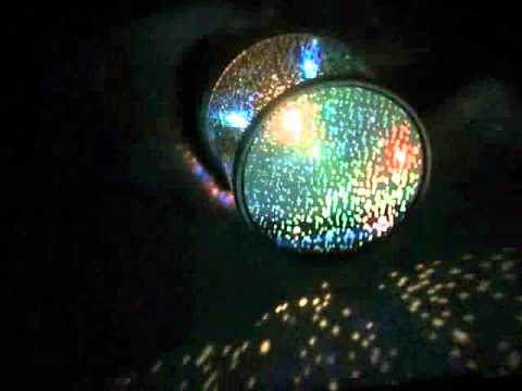 Iluminacin de estrellas en tu habitacin  YouTube
