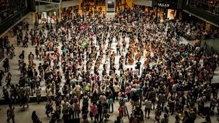 Hong Kong Festival Orchestra Flash Mob 2013: Beethoven