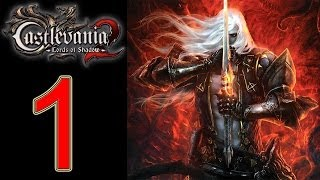 Castlevania lords of shadow 2 walkthrough Part 1 Let
