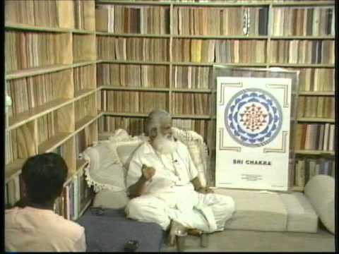 Guruji -Sri Amritananda Natha Saraswati of Devipuram talks about Mantras!