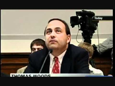 Tom Woods Testifies Before House Financial Services Committee 2 of 2