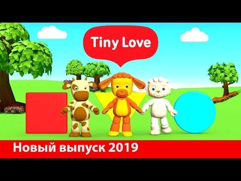 Tiny Love Развивающий мультфильм для детей от 6 месяцев - 2 года (Tiny Love developing cartoon)