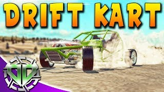 Drift Kart & Steam Workshop : Car Mechanic Simulator 2018 : PC Lets Play