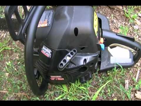 My craftsman 42cc 18 gas chainsaw model number 358350990 youtube my craftsman 42cc 18 gas chainsaw model number 358350990 keyboard keysfo Gallery