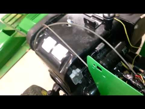 Putting The Engine Back In 210 Youtube. Putting The Engine Back In 210. John Deere. John Deere 210 Kohler Engine Ignition Diagram At Scoala.co