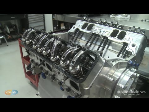 Crimsafe Talking Tech - KRE Race Engine Workshop
