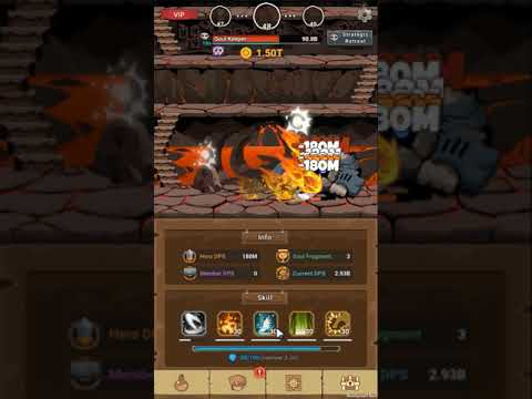 Tap Dungeon Hero