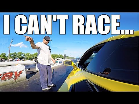 Thumbnail: I Got BOOTED From The Drag Strip For THIS?!