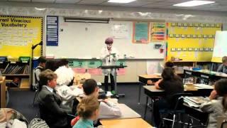 Emily's 3rd grade presentation on Elizabeth Blackwell