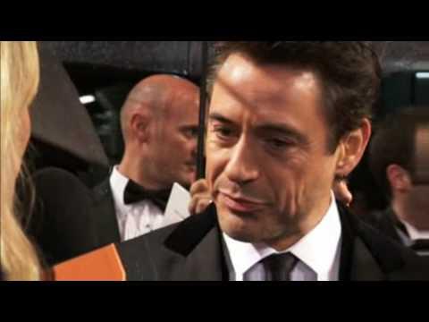 BAFTA 2009 | Robert Downey Jr | Orange UK