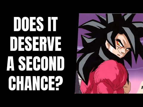 Does Dragon Ball GT Suck THAT BAD? Does It Deserve Another Chance?