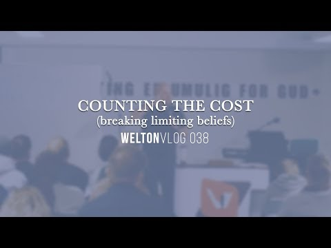 038 Counting the Cost (Breaking Limiting Beliefs)