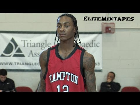 "Anthony ""Cat"" Barber 2012 HSOT EliteMixtape; NC State Bound!"