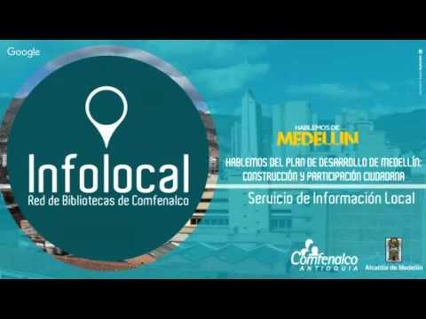 Hablemos del Plan de Desarrollo de Medellín: Construcción y participación ciudadana.