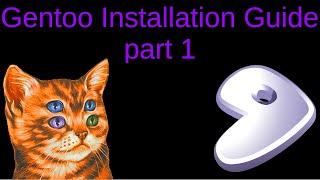 best Gentoo Linux Installation Guide 2019 part 1