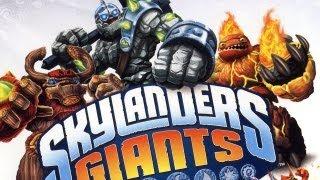Classic Game Room - SKYLANDERS GIANTS review part 1