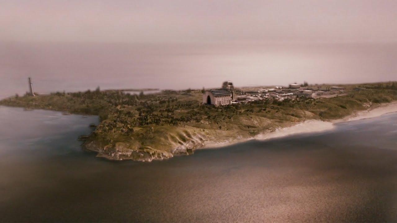 """【穷电影】7人进入噩梦岛""""探险"""",谁料被困岛上,还要陪一个变态玩游戏"""