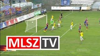 Vasas FC - Mezőkövesd Zsóry FC  | 1-1 (0-0) | OTP Bank Liga | 5. forduló | 2017/2018 | MLSZTV