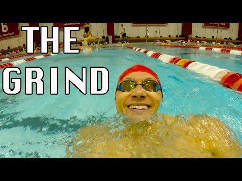 Swim Camp Training