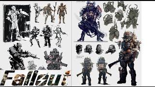 Fallout 4 Броня Разновидности Модификации Виды.