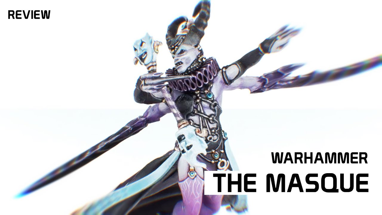 Review: The Masque | Warhammer | Daemons of Slaanesh | DICED