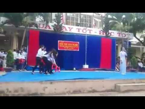 Lớp 11A3 Trường THPT Phan Ngọc Hiển Năm Căn 2016-2017