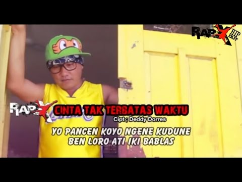 RapX - CINTA TAK TERBATAS Waktu  [Official Video]