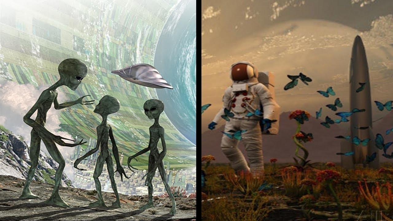 Obce Cywilizacje i Ludzie – Eksploracja Kosmosu a Izolacjonizm