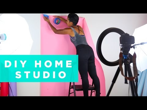 how to build your own home studio tech talk build video studio