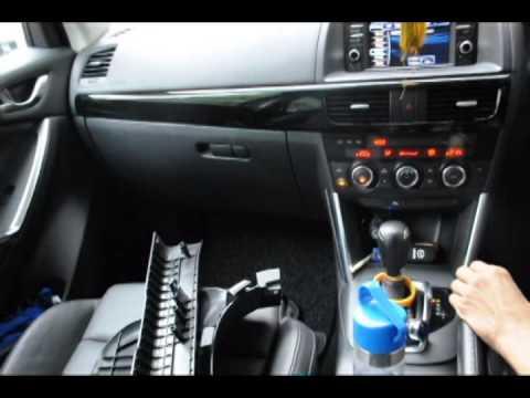 Mazda Cx5 Obd D Lock Youtube